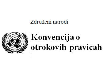 slika - Konvencija o otrokovih pravic